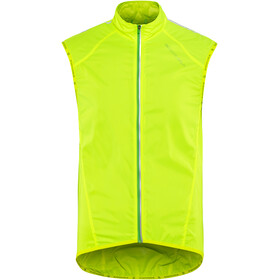 Endura Pakagilet II Bike Vest Men yellow/grey